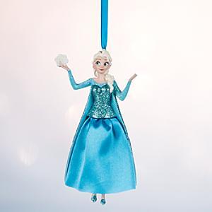 Die Eiskönigin - völlig unverfroren - Elsa Weihnachtsdekoration