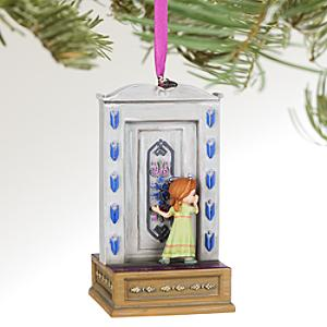 Die Eiskönigin - völlig unverfroren - Elsa und Anna Singende Weihnachtsdekoration