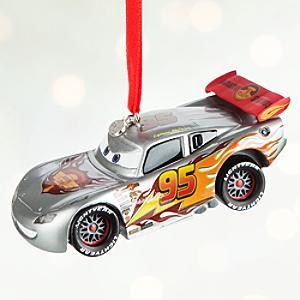 Lightning McQueen - Weihnachtsdekoration mit Leuchtfunktion