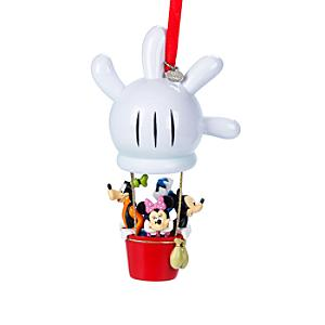 Mickey Mouse and Friends Hot Air Balloon Hanging Ornament - Hot Air Balloon Gifts