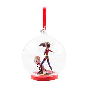 Violet Parr and Dash, The Incresibles Hanging Ornament
