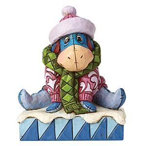 Eeyore Waiting for Spring Figurine - Eeyore Gifts