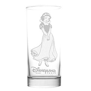 Arribas Glass Collection Snow White Tall Glass - Snow White Gifts