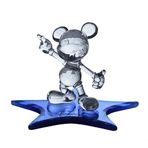 Mickey Mouse 25th Anniversary Collectible Figurine - Wedding Anniversary Gifts