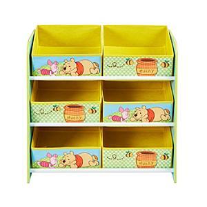 Winnie the Pooh Storage Unit For Kids - Winnie The Pooh Gifts