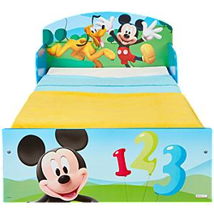 Mickey Mouse Toddler Bed - Toddler Gifts