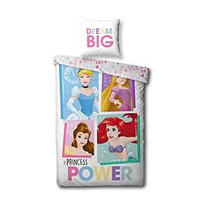 Disney Princess Reversible Single Duvet Cover Set - Disney Store Gifts