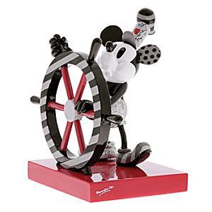 Britto Steamboat Willie Figurine - Figurine Gifts