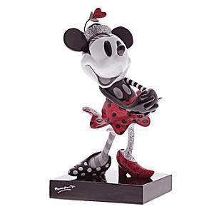 Britto Steamboat Minnie Figurine - Figurine Gifts
