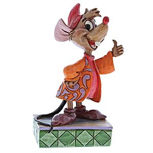 Disney Traditions Jaq 'Thumbs Up' Figurine, Cinderella - Cinderella Gifts
