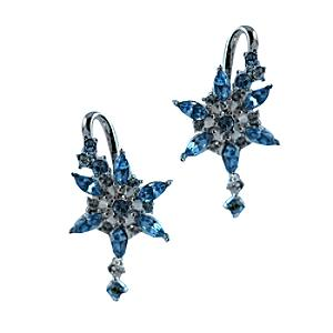 Frozen Snowflake Earrings by Arribas Brothers - Frozen Gifts