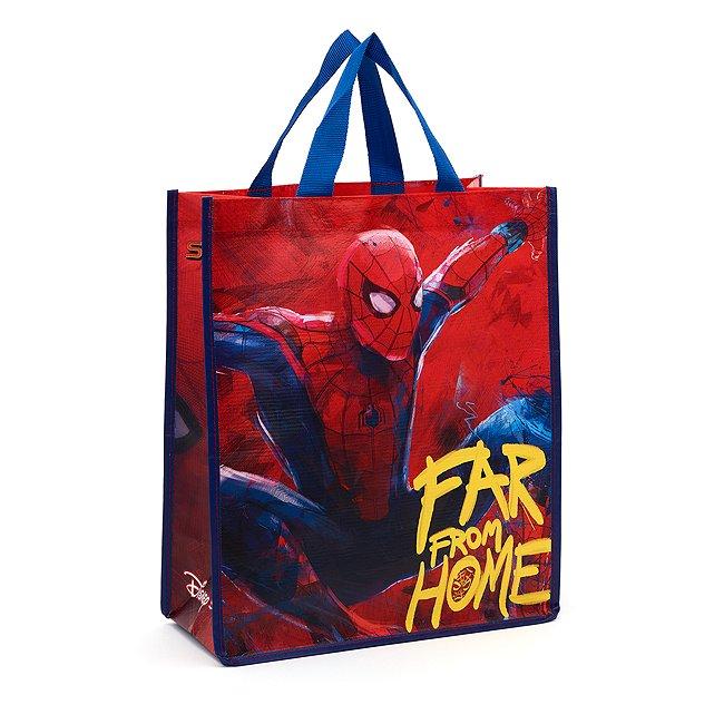 Disney Store - Spider-Man: Far from Home - Mehrweg-Einkaufstasche, mittelgroß
