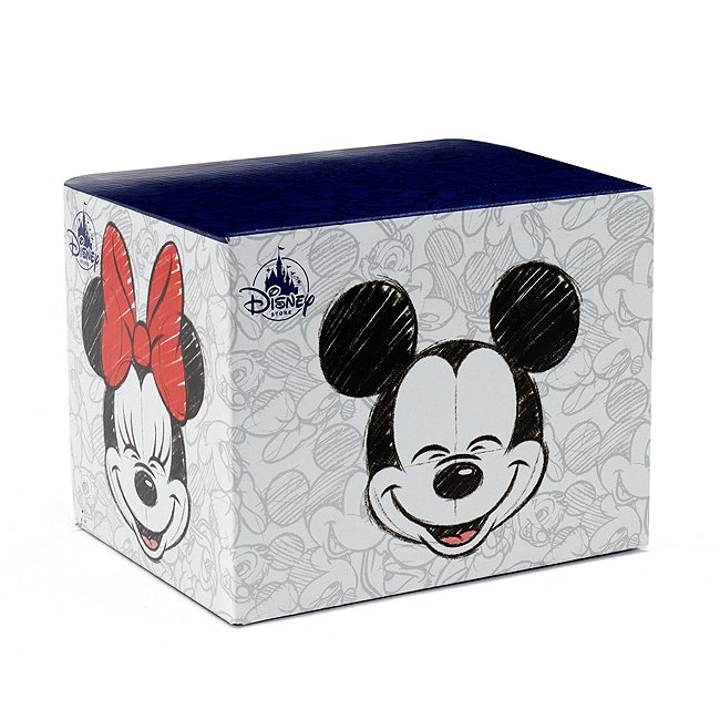 Image of Disney Store Scatola regalo per tazza Topolino e Minni