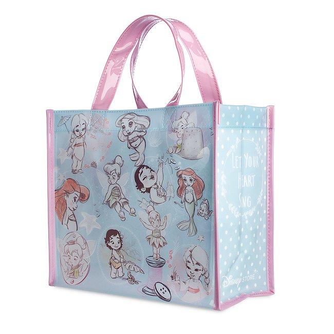Disney Store Disney Animators Collection Mehrweg-Einkaufstasche