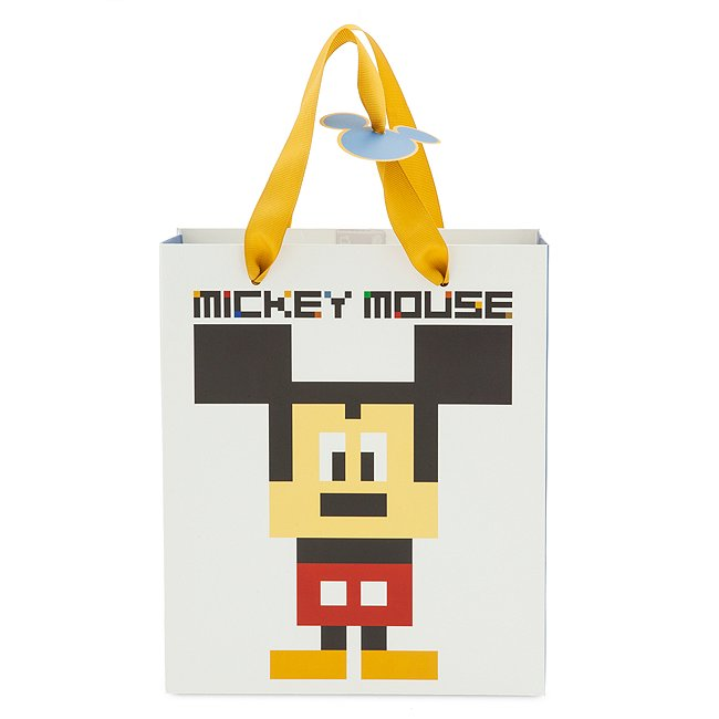 Disney Store Micky Maus Geschenktüte, klein