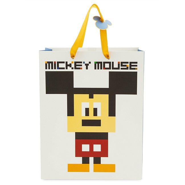 Disney Store Micky Maus Geschenktüte, mittel