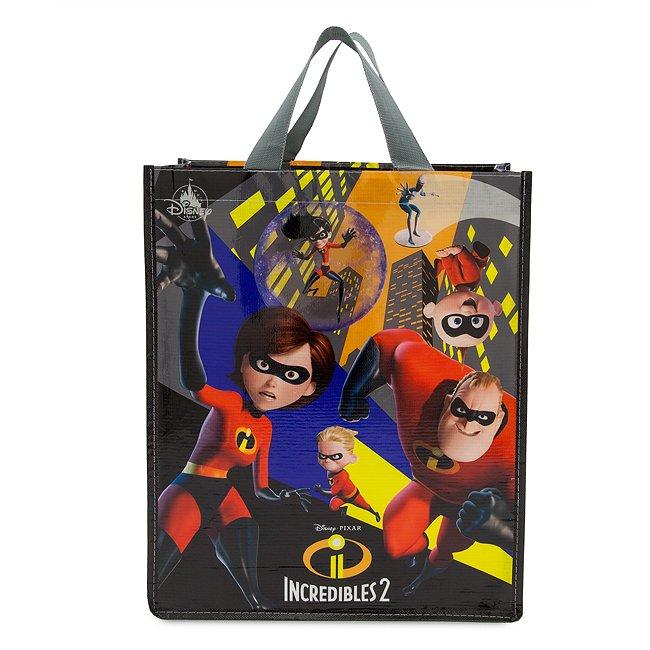 Die Unglaublichen 2 - The Incredibles 2 - Wiederverwendbare Einkaufstasche, Standard