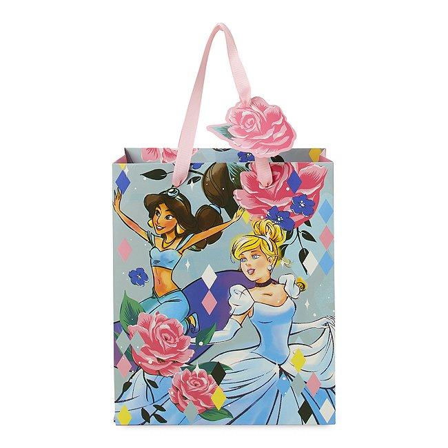 Image of Borsa regalo piccola deluxe Principesse Disney, Disney Store