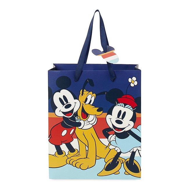 Image of Borsa regalo piccola deluxe Topolino e i suoi amici Disney Store