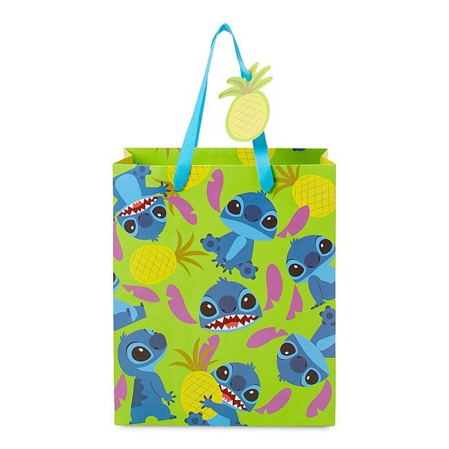Image of Borsa regalo piccola Stitch Disney Store