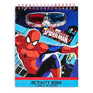 Spider Man Activity Book - Spider Man Gifts