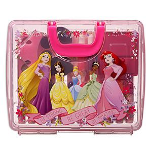 Disney Princess Art Kit Case - Disney Princess Gifts