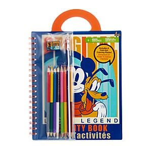 Mickey Mouse Activity Book - Activity Gifts
