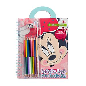 Minnie Mouse Activity Book - Activity Gifts