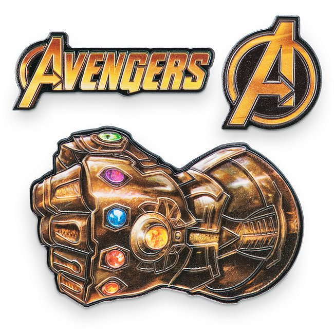 ‰cussons Autocollants avengers: infinity war