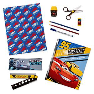 Disney Pixar Cars 3 Stationery Supply Kit