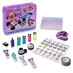 Mickey and Friends Emoji Stationery Set - Stationery Gifts