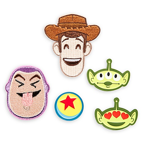 ‰cussons Autocollants toy story, disney emoji