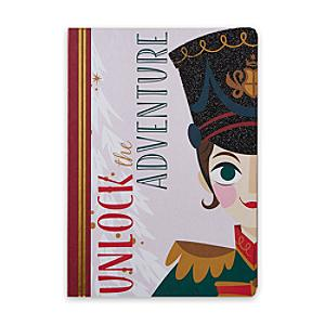 Disney Store The Nutcracker and the Four Realms Notebook Set