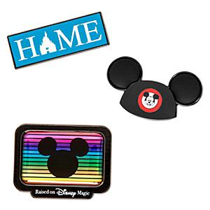 Disney Store - The Mickey Mouse Club - Anstecknadelset