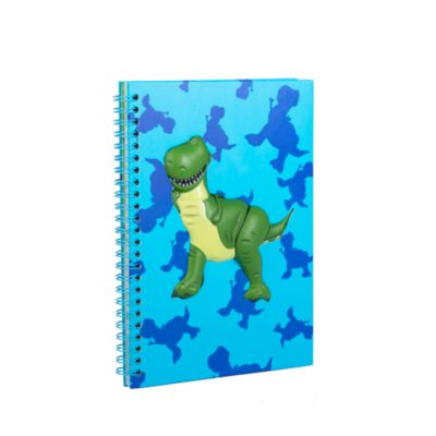 SHOPDISNEY OFFICIEL Cahier A5 Rex, Toy Story,