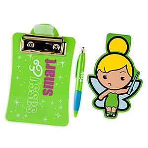 Tinker Bell MXYZ Mini Clipboard And Notepad Set