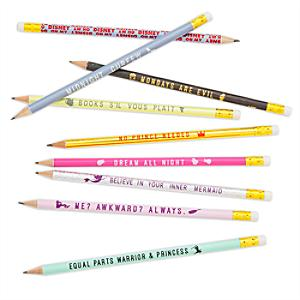Oh My Disney Pencils, Set of 9 - Easter Gifts