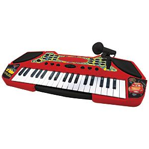 Disney Pixar Cars 3 Electronic Keyboard - Keyboard Gifts