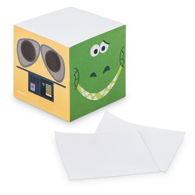 disney Store bloc cube disney pixar