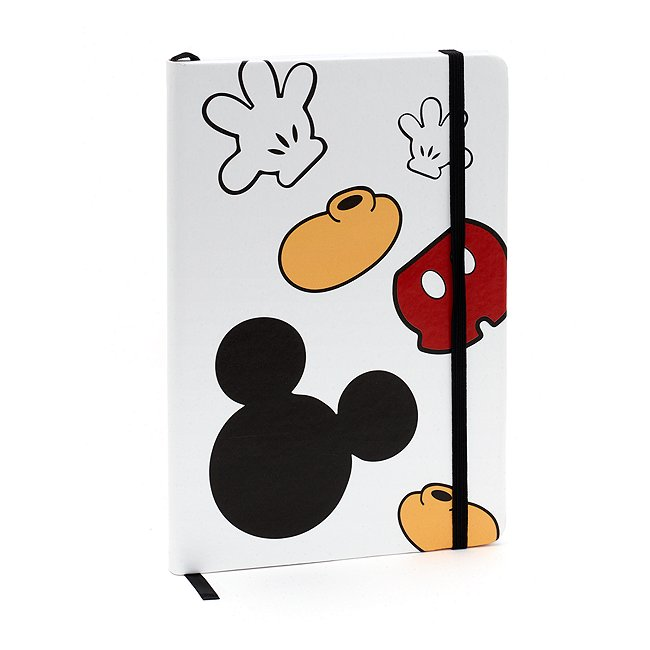 Disney Store carnet mixed-Up mickey