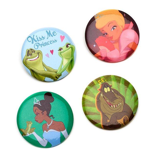 Disney Store ‰cussons la princesse & la grenouille