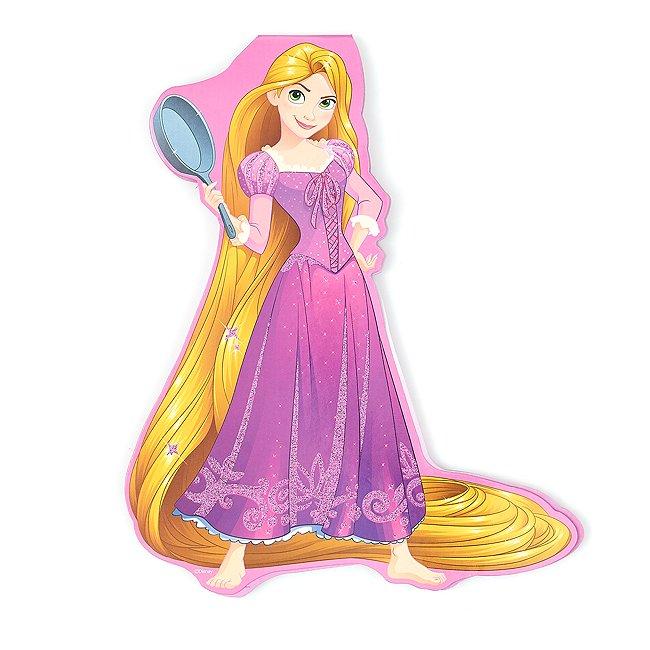 Image of Quaderno a forma di Rapunzel, Rapunzel - L'Intreccio della Torre Disney Store