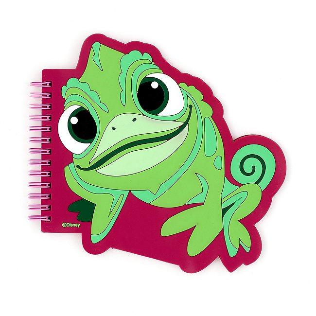 Disney Store cahier pascal, raiponce
