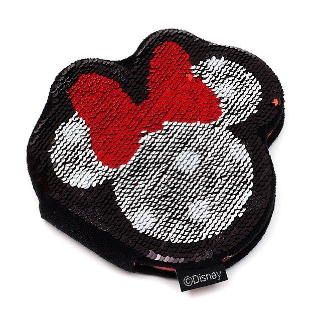 Disney Store cahier minnie mouse à sequins réversibles
