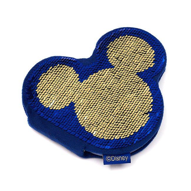 Image of Quaderno con paillettes reversibile Topolino Disney Store
