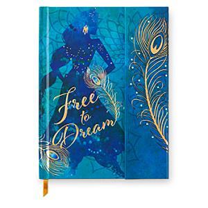 Disney Store Journal Aladdin