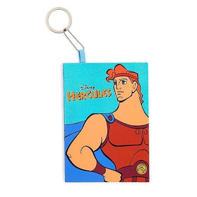 Image of Portachiavi e quaderno A6 Hercules Disney Store
