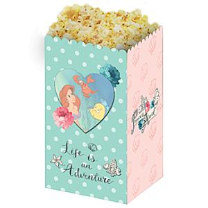 The Little Mermaid 4x Popcorn Bucket - Popcorn Gifts