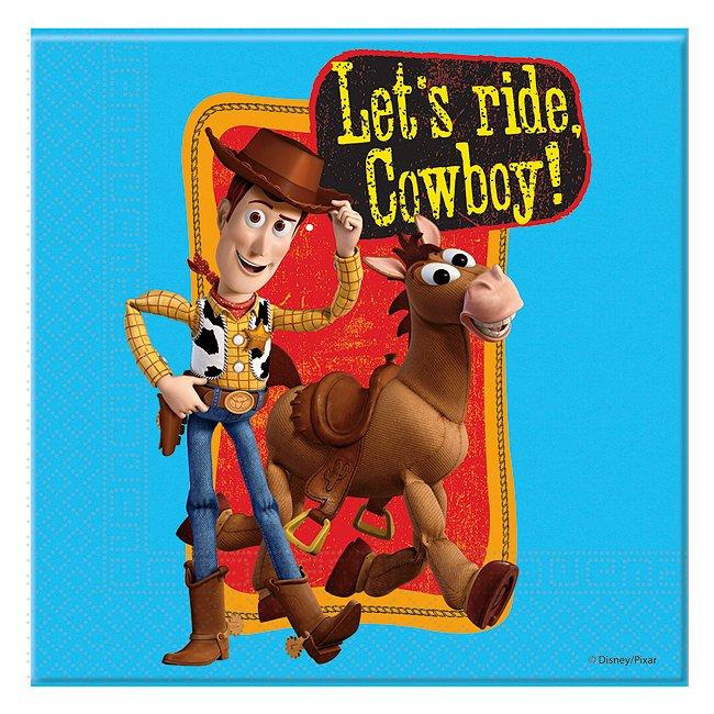 Toy Story - 20 x Partyservietten
