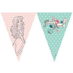 The Little Mermaid Flag Banner - Little Mermaid Gifts